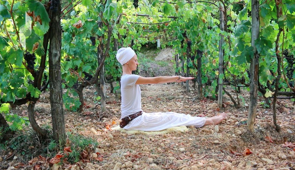 Video - Kundalini Yoga Kriya - for building the Nervous System - The