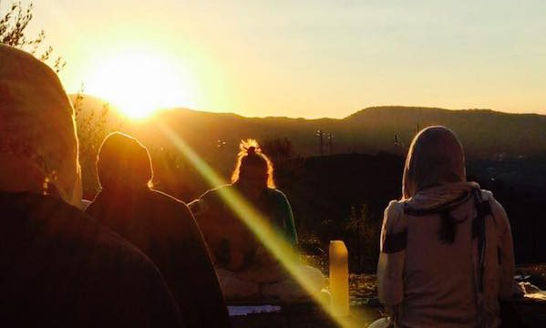Kundalini Yoga School Retreat Italy - Creativity