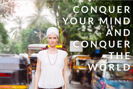 Conquer your mind and you conquer the world
