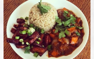Food as Medicine – Pumpkin Stew Surinam Style