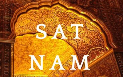 Sat Nam – Truth is my Name