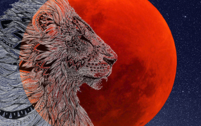 Total Lunar Eclipse – Full Moon in Leo