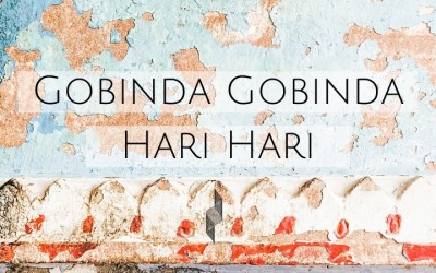 Gobinda Hari | Mantra for Self-Reflection