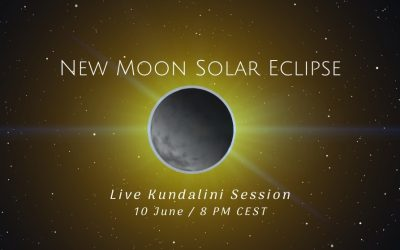 Solar Eclipse & stepping out of old paradigms